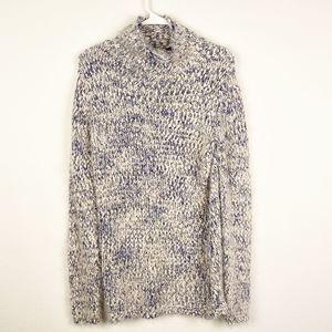 Chelsea & Theodore Mock Neck Sweater NWT